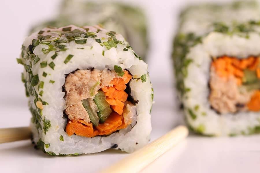 Sushi Spring Roll