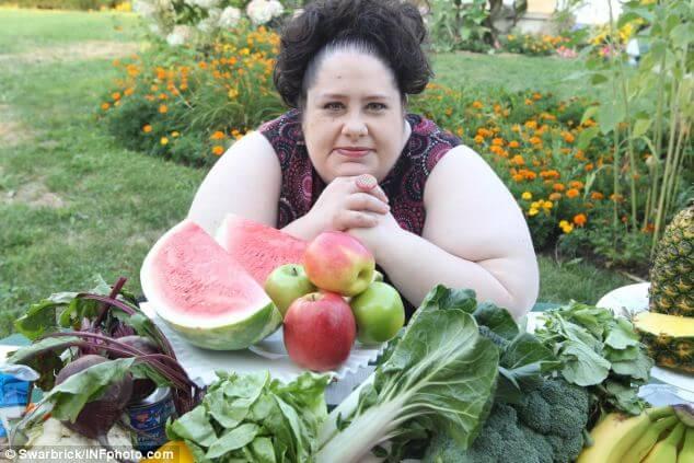 Donna Simpson Diet
